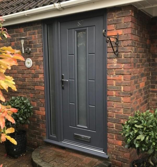 New Rockdoor front door