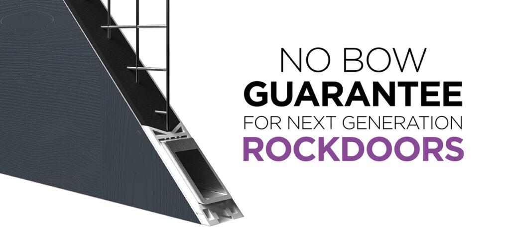 Rockdoor no bow guarantee