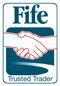 Fife trusted trader logo